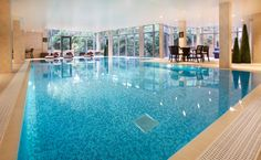 The pool Spa hotel near Whitby. Spa Spa, Hotel Spa, Luxury Spa Hotels, Night, Outdoor Decor, Home Decor, Interior Design, Home Interior Design, Home Decoration