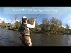 Speycasting 2014 Part three 15,1 ft - YouTube