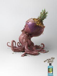 Watsons Mouthwash: Octopus