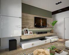 Tiago Crisostomo: Sala de TV