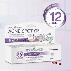 nice Acne Spot Clear Gel Pimple Blemish Removal Rapid Treatment Face Skin Care 10g - For Sale View more at http://shipperscentral.com/wp/product/acne-spot-clear-gel-pimple-blemish-removal-rapid-treatment-face-skin-care-10g-for-sale/