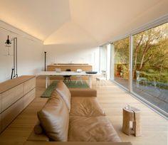 Schwarz Auf Weiss by Fabi Architekten - I Like Architecture