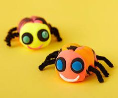Clay Crafts Kids Will Love: Clay Beetle Craft Clay Crafts For Kids, Craft Stick Crafts, Arts And Crafts, Kids Clay, Craft Ideas, Insect Crafts, Bug Crafts, Magic Crafts, Clay Projects