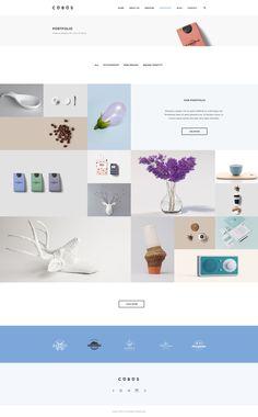 Cubus - PSD - PSD Templates | ThemeForest