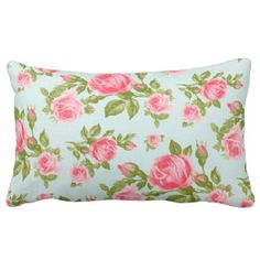 Image result for vintage rose pillow and cushions