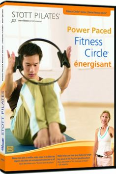 STOTT Pilates Power Paced Fitness Circle EnglishFrench >>> You can get additional details at the image link.(This is an Amazon affiliate link and I receive a commission for the sales)