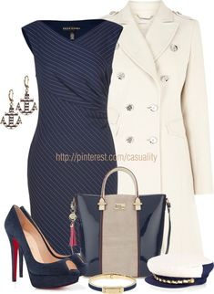 """Proud Sailor's Wife"" by casuality on Polyvore"