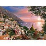 Puzzle Ravensburger 1000 Romantyczna Italia Positano 39221 -  #puzzle http://kuppuzzle.pl/