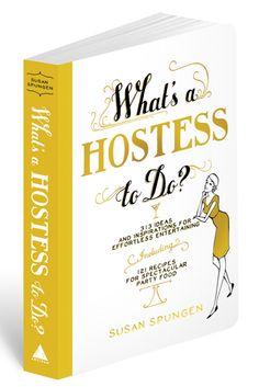 Hostess-Book by Susan spungen