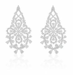 Fairest of Them All - Chopard earrings Green Carpet Collection