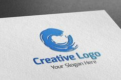 Creative Logo by BdThemes on @creativemarket