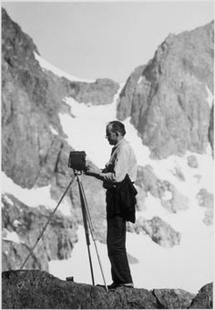Ansel Adams : the van Gogh of B photography