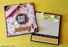 scrapbooking peanuts: Spring Time
