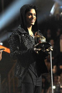 PRINCE at the Grammy awards