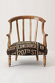 love. anthro chair