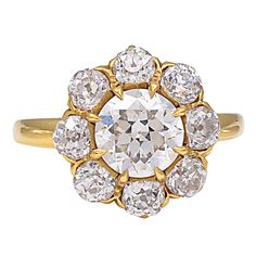 1stdibs - TIFFANY  Diamond Ring explore items from 1,700  global dealers at 1stdibs.com