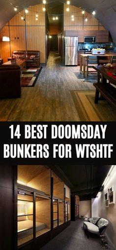 36 Best Doomsday Bunkers Images Underground Bunker Doomsday