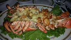 Lobster Thermador from eb greens
