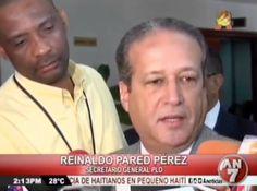 Reinaldo Descalifica A Abinader Para Hablar Sobre El Discurso De Danilo #Video