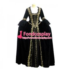 US$ 197.9 - Victorian Rococo Medieval Gown Ball Dress Gothic Evening Dress Cosplay Costume Tailor-Made[G956] - www.fondcosplay.com Ball Dresses, Evening Dresses, Medieval Gown, Cosplay Costumes, Gothic Dress, Rococo, Costume Accessories, Custom Made