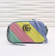 Gucci GG Marmont small matelasse shoulder bag GU447632A-black – LuxTime DFO Handbags Chain Shoulder Bag, Shoulder Strap, Designer Bags On Sale, Gg Marmont, Bag Sale, Crossbody Bag, Gucci, Rainbow, Handbags