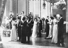 Hyde Park Hotel Ballroom, 1912