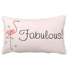 Flamingo 'Fabulous!' multi back lumbar