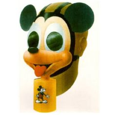 How do you get Hawaiian school children to wear gas masks during the beginning years of World War II?  MICKEY MOUSE GAS MASKS!