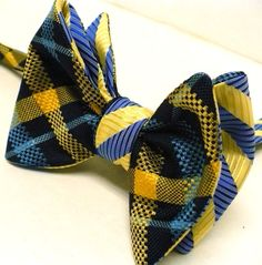 Custom Uncommon Reversible BUTTERFLY Bow Tie by BoTyz on Etsy, $35.00