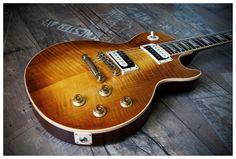 Gibson Les Paul Standard Faded by Roman89.deviantart.com