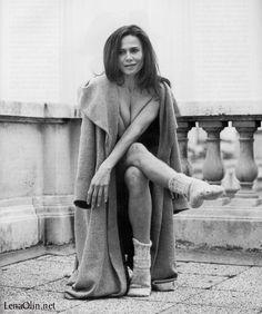 Lena Olin, timeless sensual beauty
