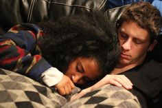 interraciallovesupport: My Boyfriend & I