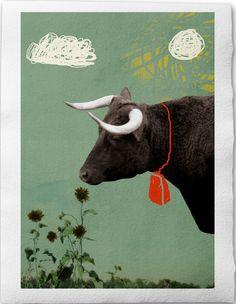 The Bull (Art: EineDerGuten)