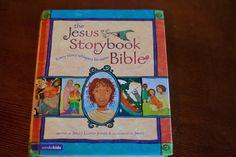 Kara's Collection: Let's Go! The Jesus Story Book Bible — Mundane Faithfulness