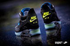 Nike Air Max 90 ICE Sneakerboot Black / Black Dark Ash Photo Blue