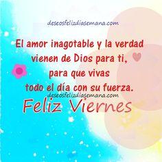 Centro Cristiano para la Familia: FELIZ Y BENDECIDO VIERNES    Que tengas un Feliz V...