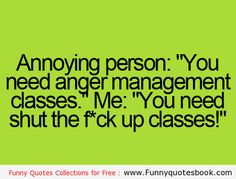 Funny Quotes for Management Classes