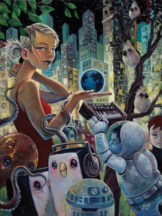 Of But Not In by `jasinski