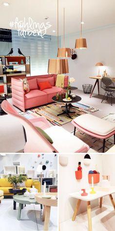23qm Stil: meine 5 lieblings design trends | imm cologne 2014 Visual Merchandising, News Design, Room Ideas, Gems, Trends, Living Room, Interior Design, Furniture, Home Decor