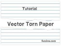 Image result for notebook paper vector