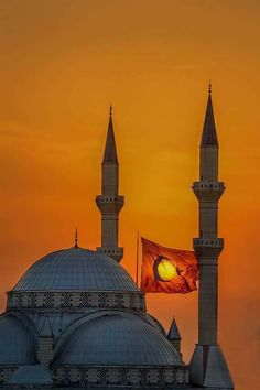 Mosque in Turkey Turkey Holidays, Blue Green Eyes, Islamic Art Calligraphy, Islamic Architecture, Place Of Worship, Wonderful Places, Taj Mahal, Places To Visit, World