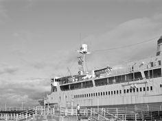 Hokkaido Ferry at Hakodate Port