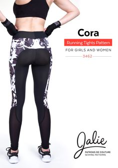 The Cora Running Tights