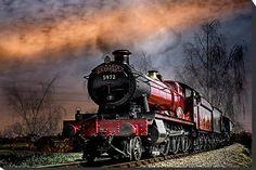 """Hogwarts Express"" by missmoneypenny   Redbubble"
