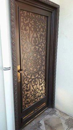 BuildDirect Africa - Laser Cutting and CNC Routing Main Entrance Door Design, Door Gate Design, Wooden Door Design, Front Door Design, Window Design, Wooden Doors, Pooja Room Door Design, Door Design Interior, Porte Design