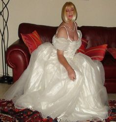 crossdressers in wedding gowns - Google Search