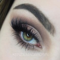 Matte Using the new #tarteletteinbloom palette from @tartecosmetics! Shadows used are Charmer, Sweetheart, Rebel, Leader, Activist, Smokeshow and a hint of Rocker in the inner corner. Lashes are @houseoflashes Iconic lashes. Brows are @anastasiabeverlyhills Dipbrow Pomade in Medium Brown.