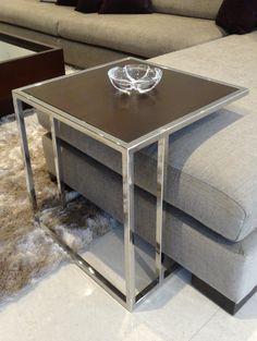Mesita auxiliar Soho. De la Colección Metrópolis. #Muebles #Furniture