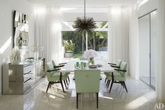 Do not underestimate the dining room or the kitchen with a dining area