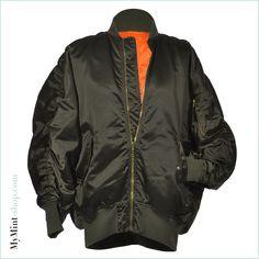 NEW ARRIVAL! #Balenciaga #BomberJacket #Designerfashion #Vintage #Clothes #Secondhand #OnlineShop #MyMint